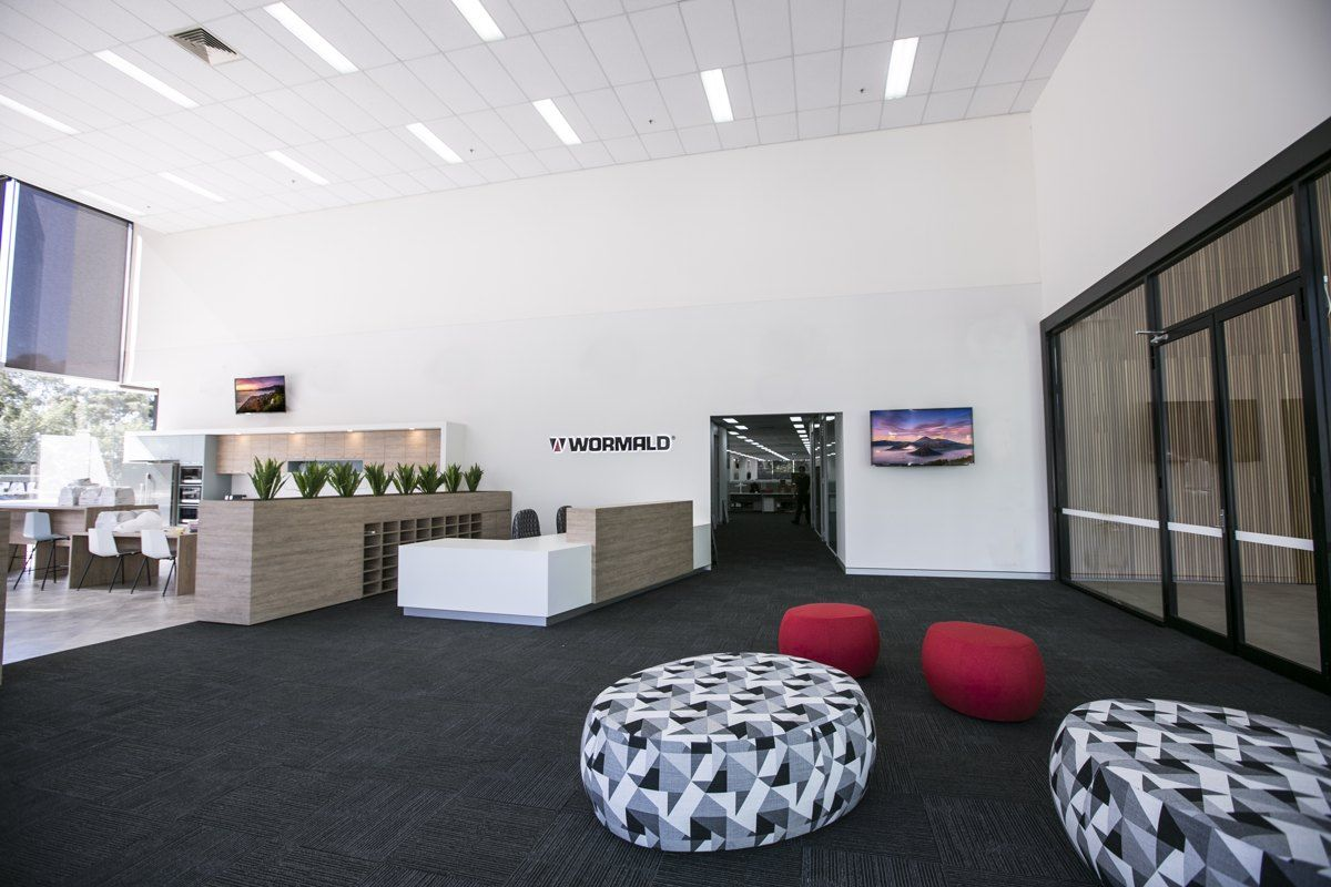 Wormald relocates Sydney office