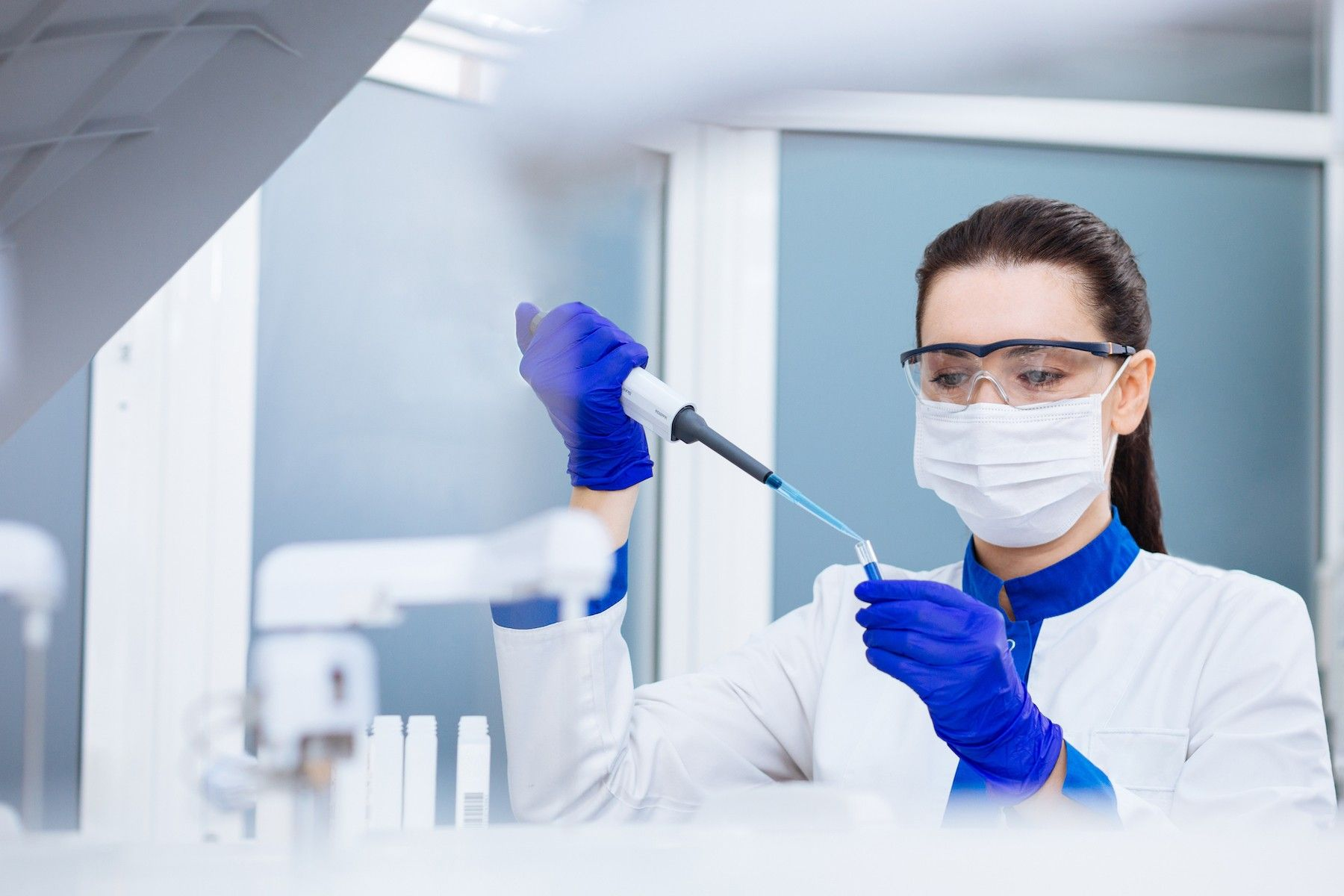 Industry advice: managing fire safety in laboratories