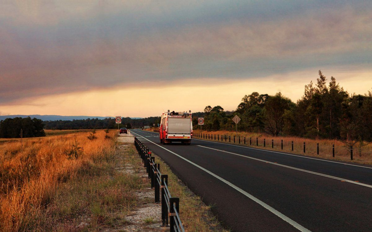 Now is the time to put your bushfire survival plan in place