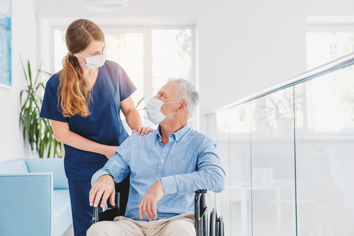 Addressing fire safety in aged care facilities during COVID-19