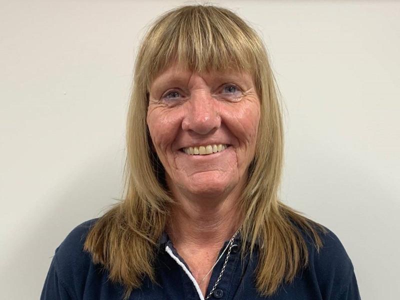 Meet the team:  Helen McClinchie