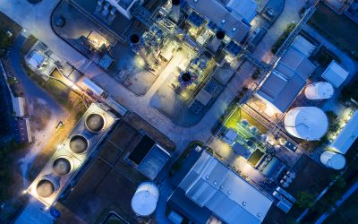 Petrochemical industry transitions to environmentally friendly fire suppression systems reducing its impact on planet